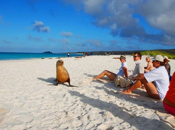 Круиз на Галапагосских островах на яхте