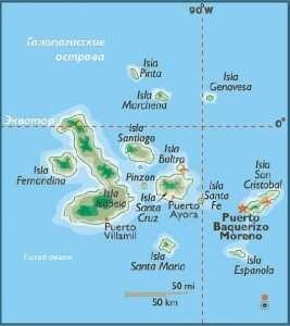 "Круиз на Галапагосских островах на яхте ""Cormorant"""