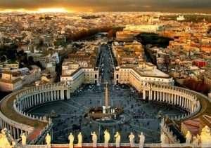 Автобусный тур Вена - Флоренция - Рим - Ватикан - Венеция