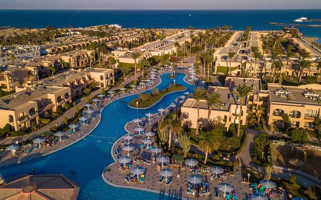 отель али баба египет