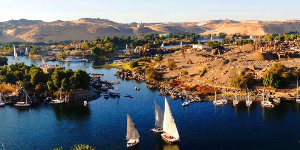 курорт дахаб египет