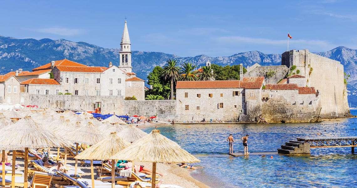 отдых в черногории - достопримечательности