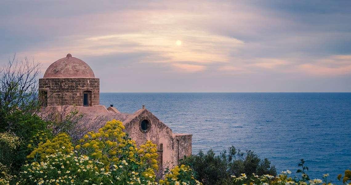 отдых в греции - природа