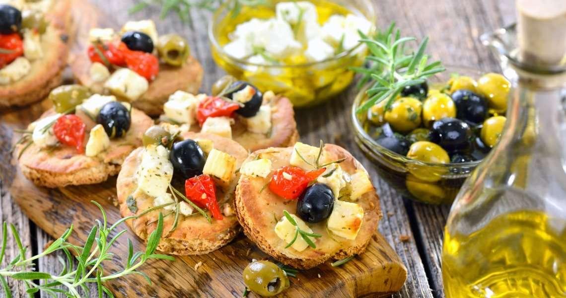 отдых в греции - еда