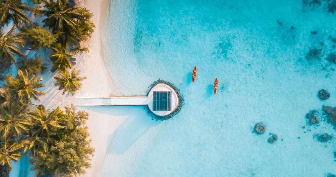 отдых на мальдивах - пляжи и курорты