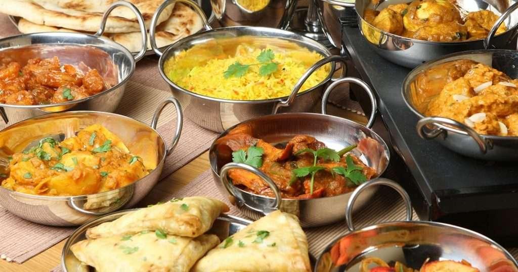 отдых в индии - местная кухня