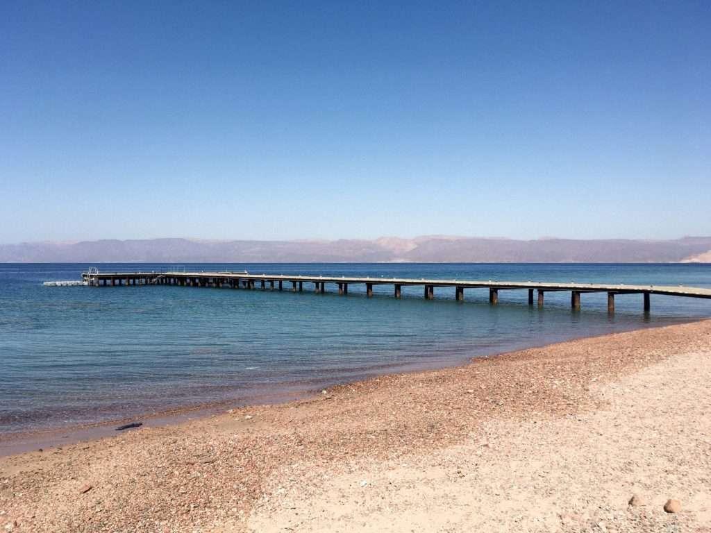 отдых в иордании - пляжи и курорты