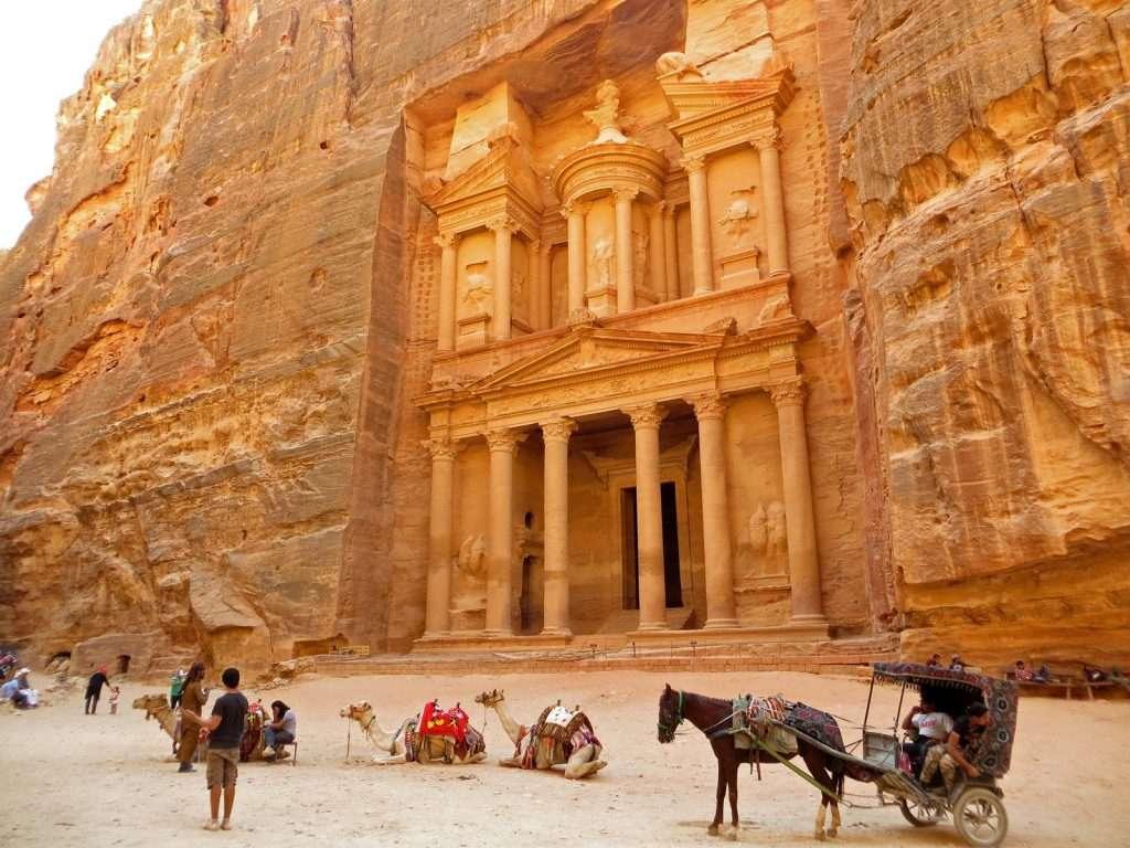 отдых в иордании - природа и достопримечательности