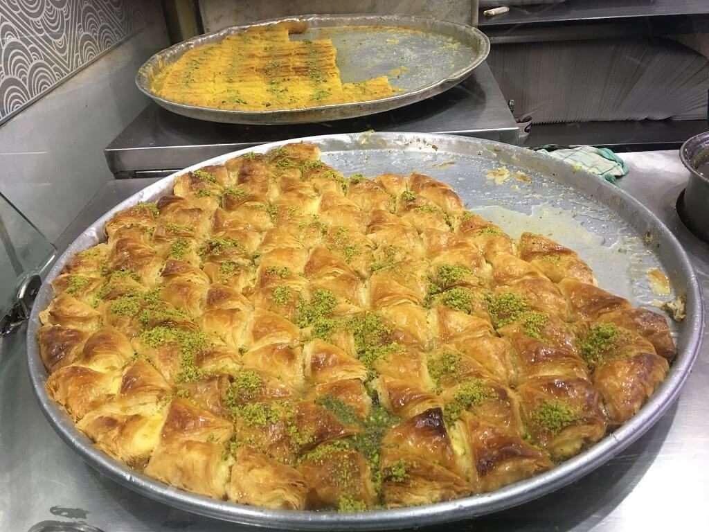 отдых в иордании - местная кухня