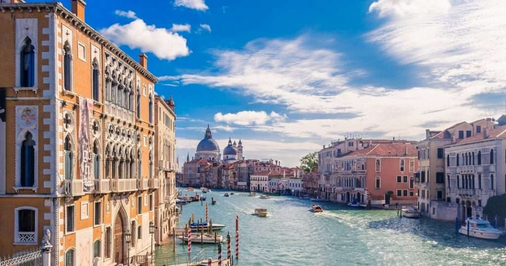 отдых в италии - достопримечательности