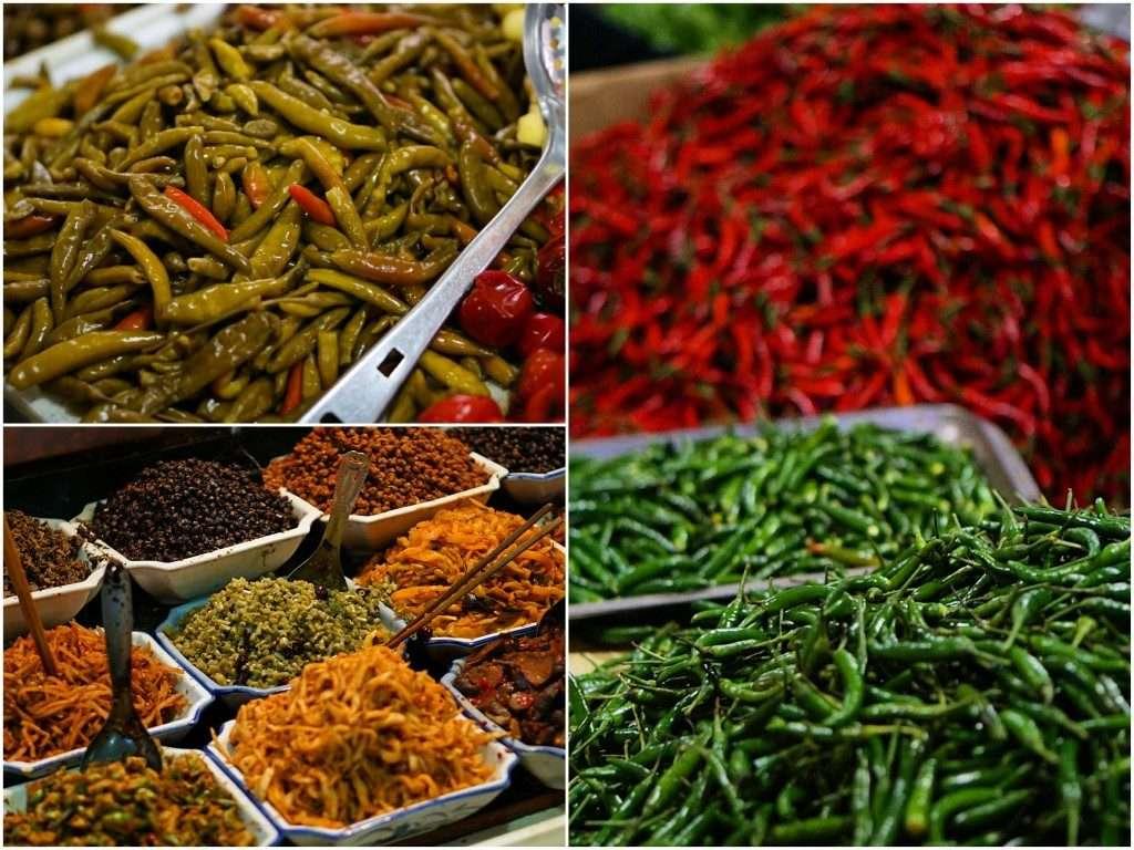 отдых в китае - местная кухня