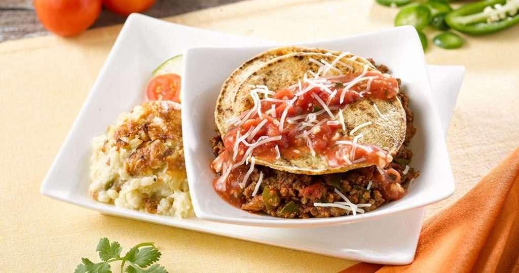 отдых в мексике - местная кухня