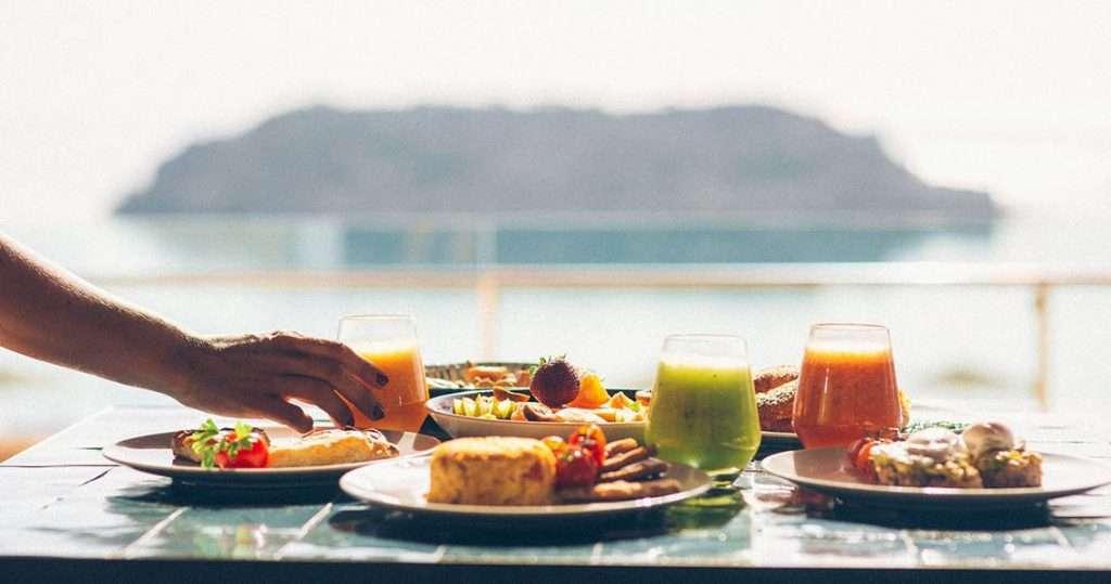 отдых в омане - местная кухня