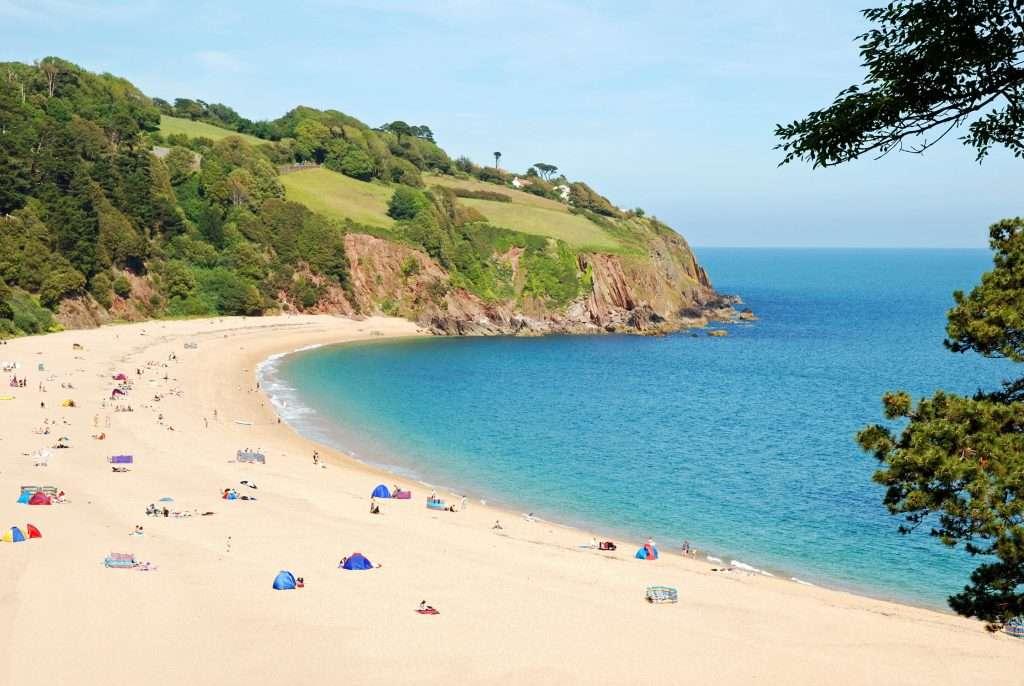 отдых в великобритании - пляжи