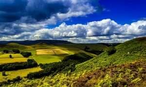 отдых в великобритании - природа