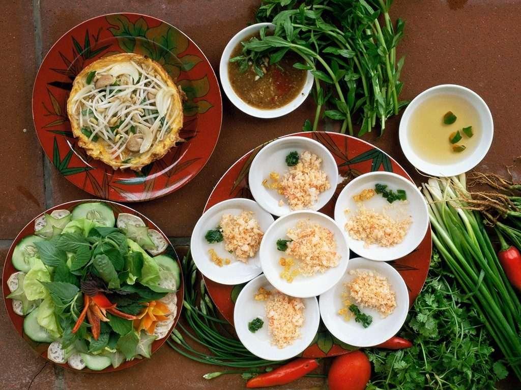 отдых во вьетнаме - местная еда