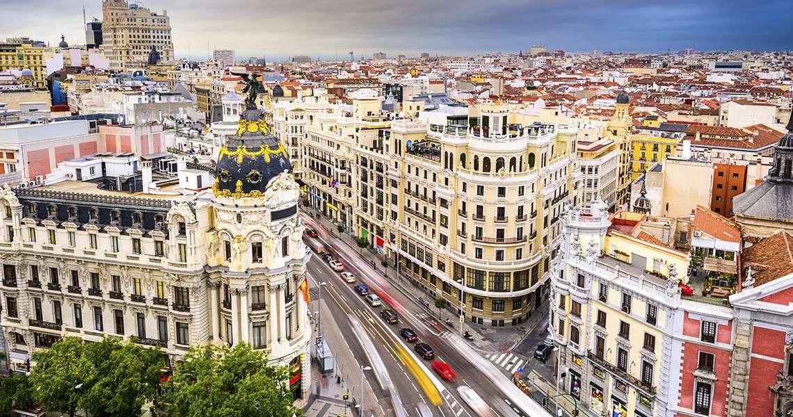 отдых в испании - достопримечательности