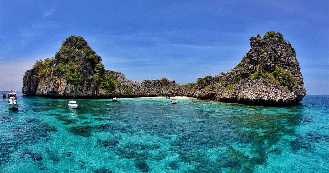отдых в таиланде - природа