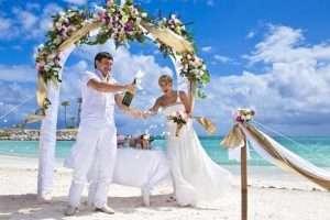 Свадебная церемония в Доминикане с вылетом из Минска