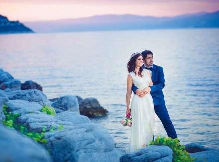 Символическая свадебная церемония в Греции – остров Крит из Минска